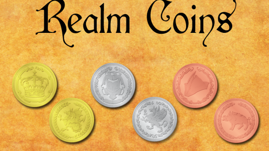 Realm Coins project video thumbnail