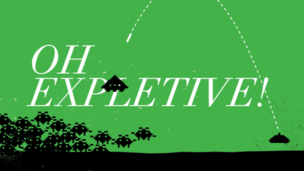 Oh Expletive: Zombies, Unicorns and 8-bit Creatures! project video thumbnail