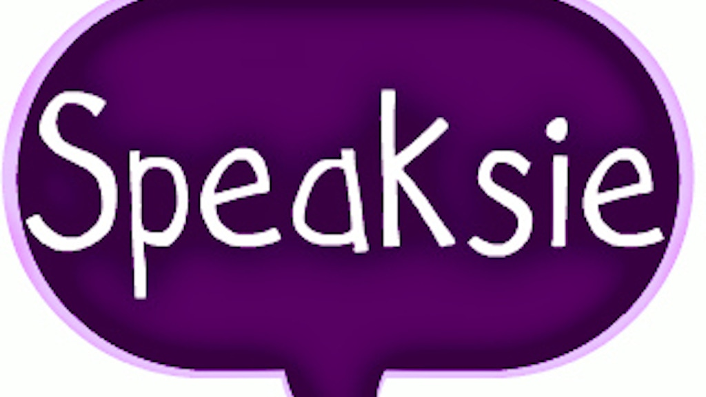 Speaksie- A Communication Application For the Disabled project video thumbnail