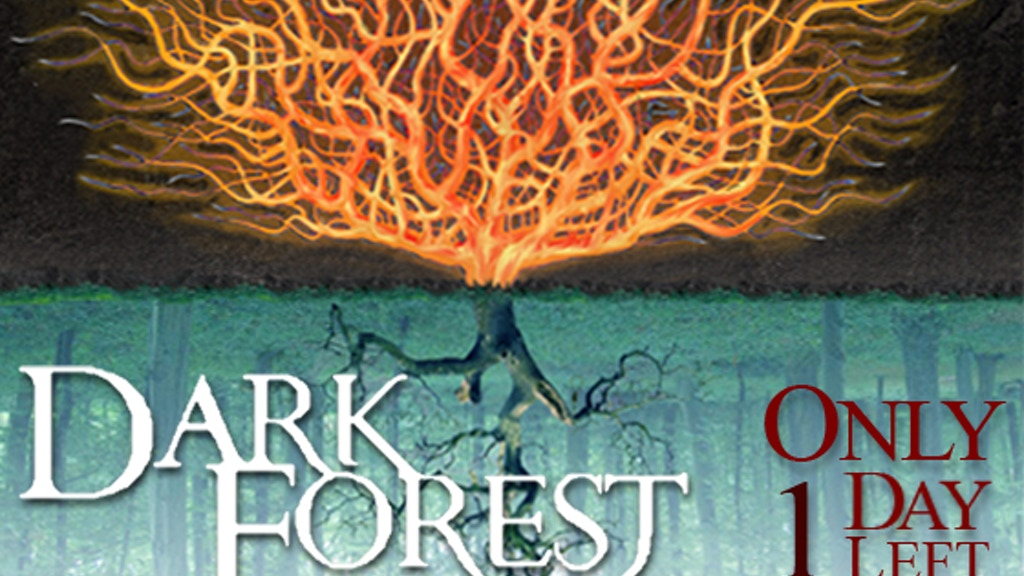 Dark Forest: A Cerebral Horror Film project video thumbnail