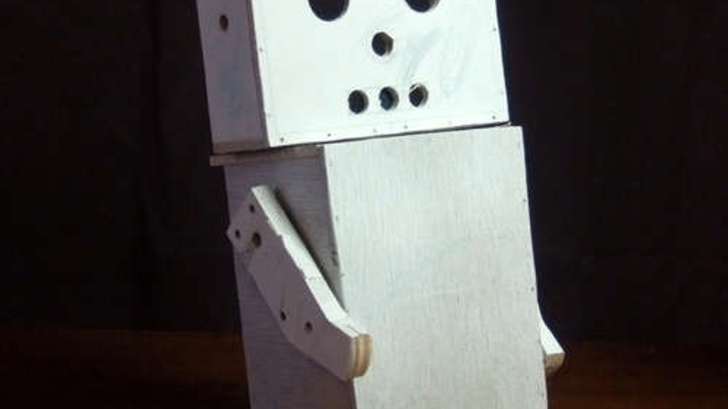 Project image for Build Wendell the Robot - Simple and Open - First 50 units