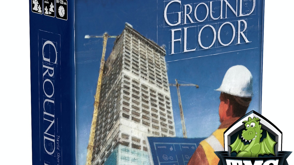 GROUND FLOOR - A business building board game project video thumbnail