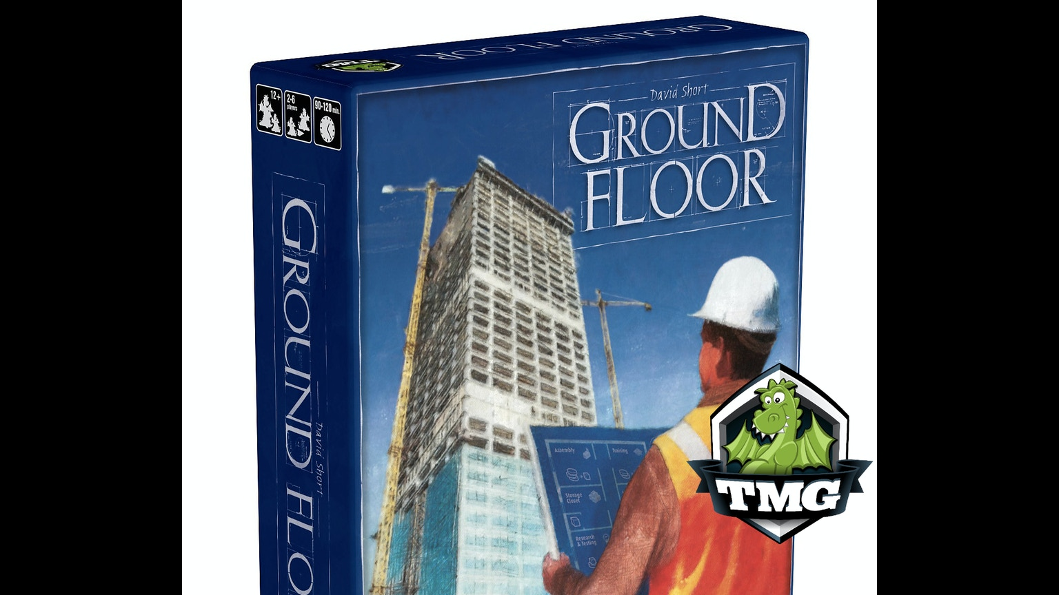 Ground Floor A Business Building Board Game By Michael