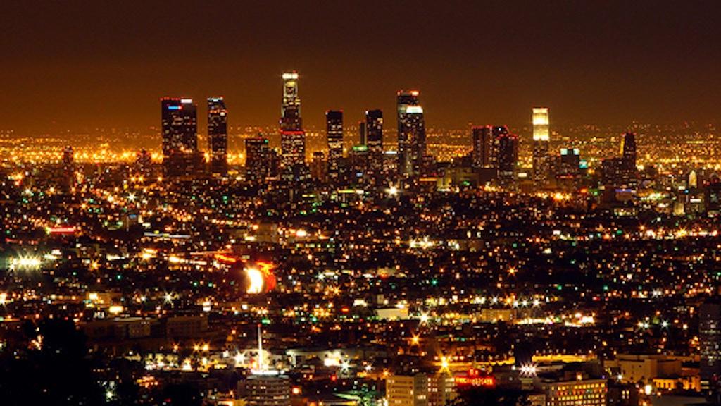 Project image for Los Angeles Soundscape App