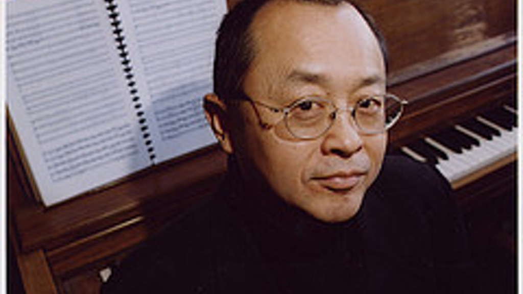 Thomas Oboe Lee: Six Concertos project video thumbnail