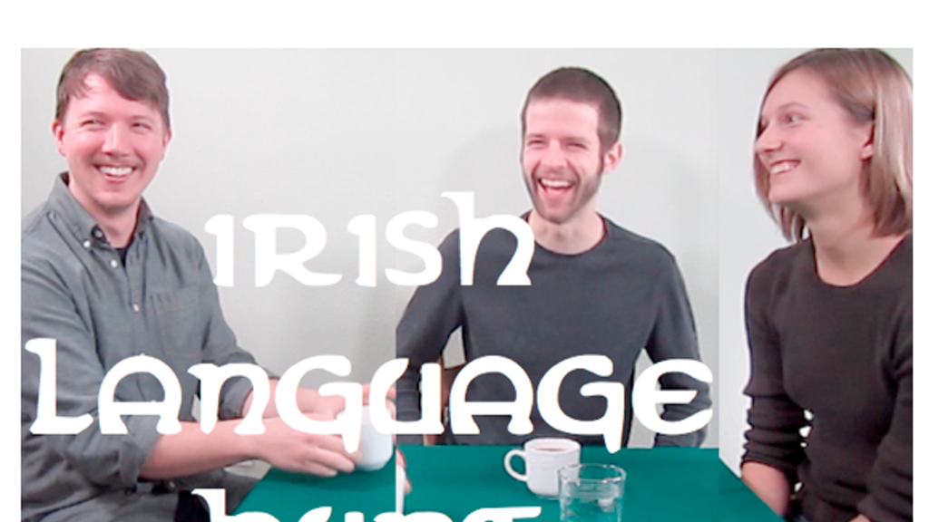 Irish Language Hunt project video thumbnail
