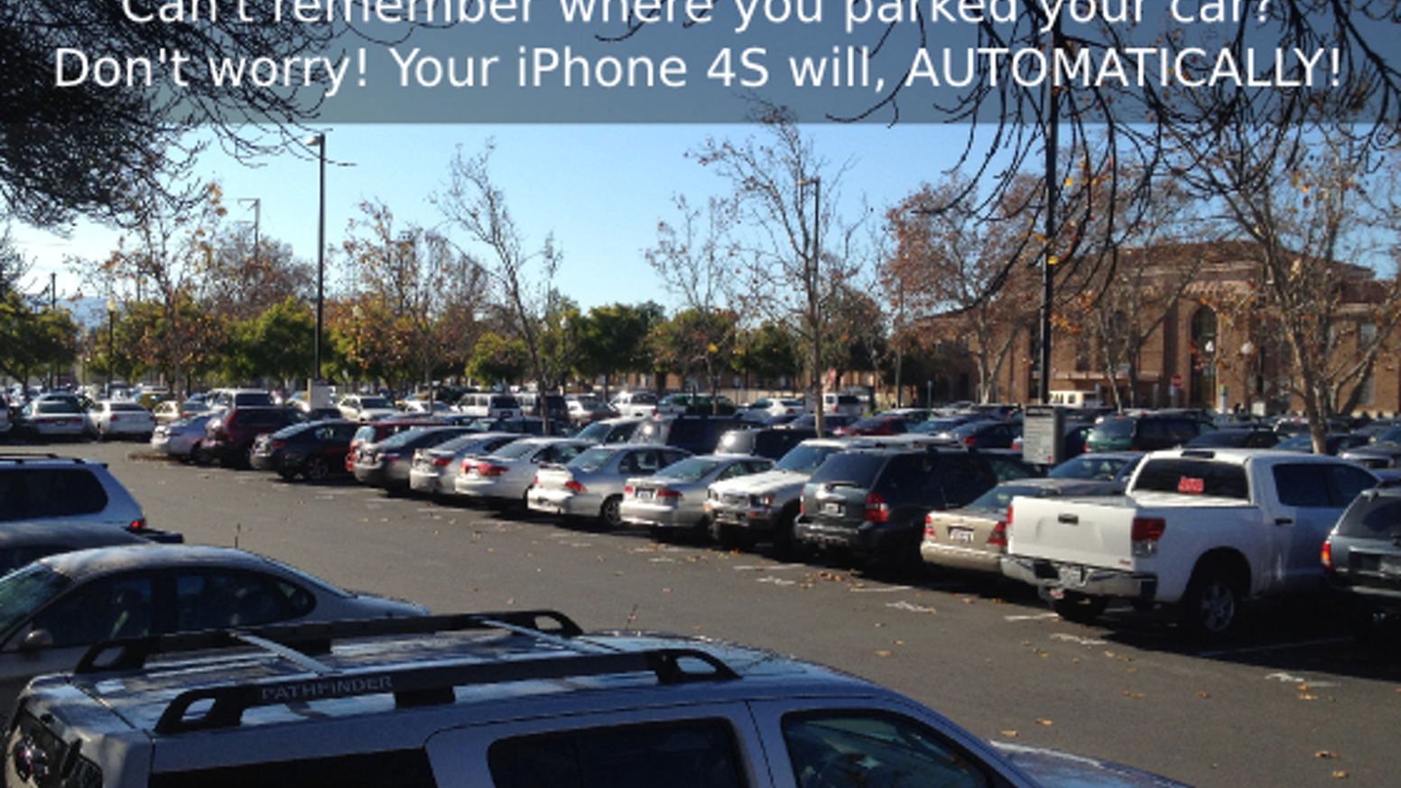 Find My Car Smarter by FMC Smart — Kickstarter