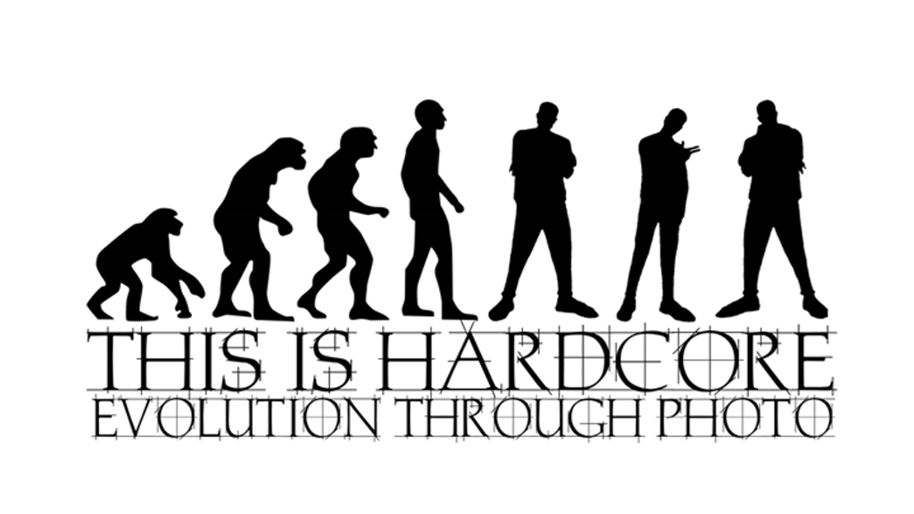This Is Hardcore: Evolution Through Photo project video thumbnail