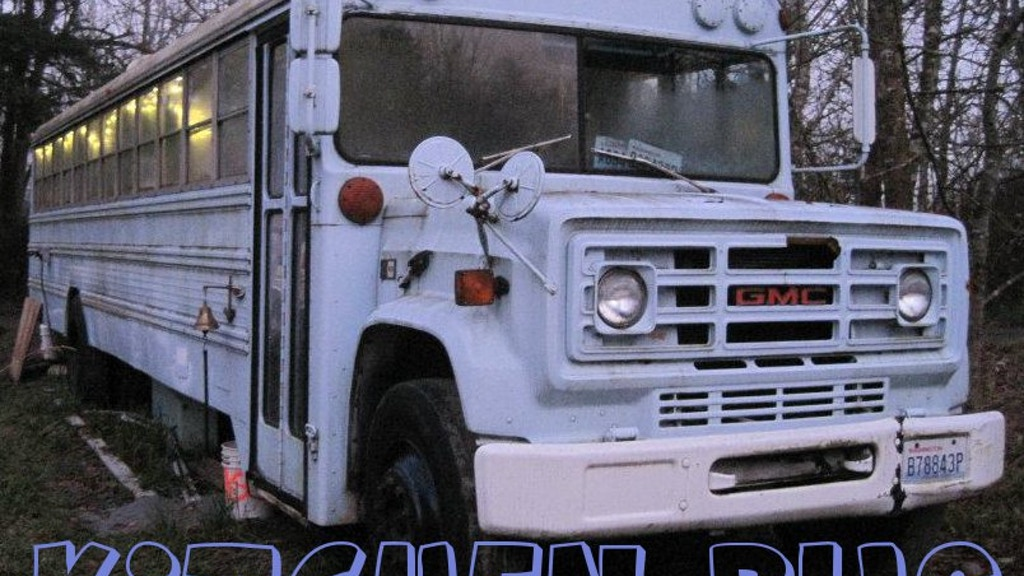 Coffee Creek Kitchen Bus project video thumbnail