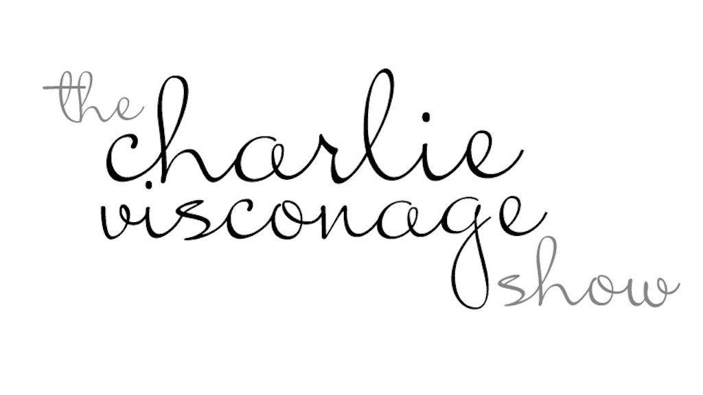 The Charlie Visconage Show: Rocking Out with DC Artists. project video thumbnail