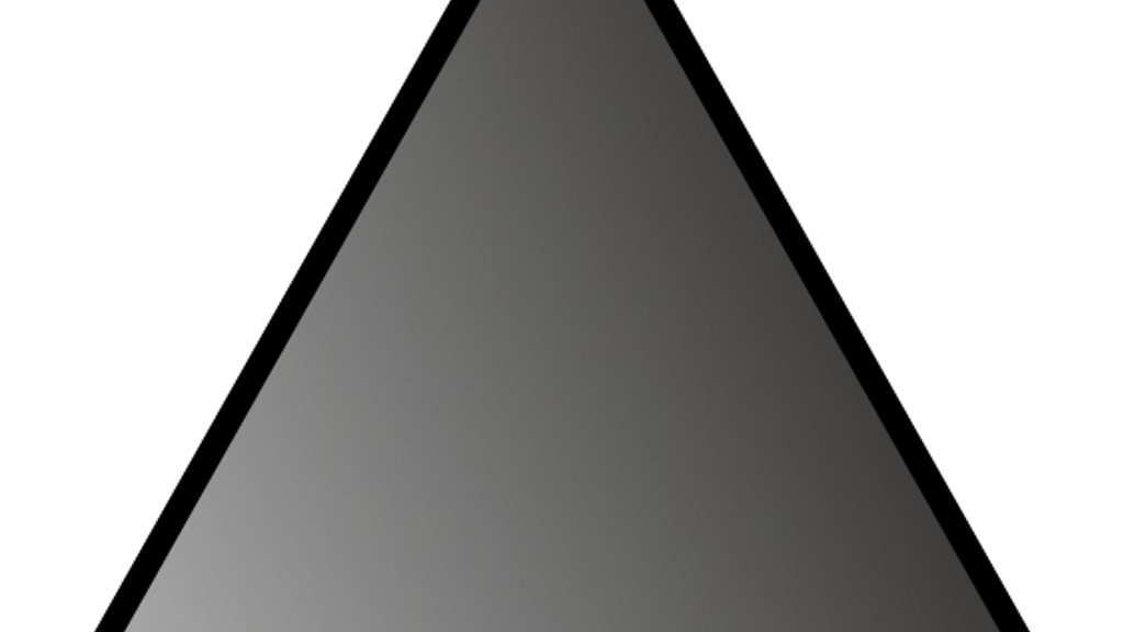 Project image for Triangle Tablet: Bringing fragmentation to a new level.