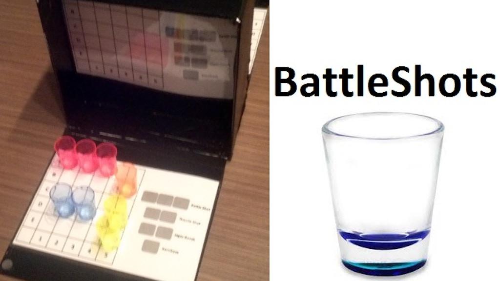 Project image for BattleShots