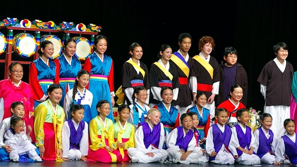 Chang-mi Korean Dance & Drum: Performance of a Lifetime project video thumbnail