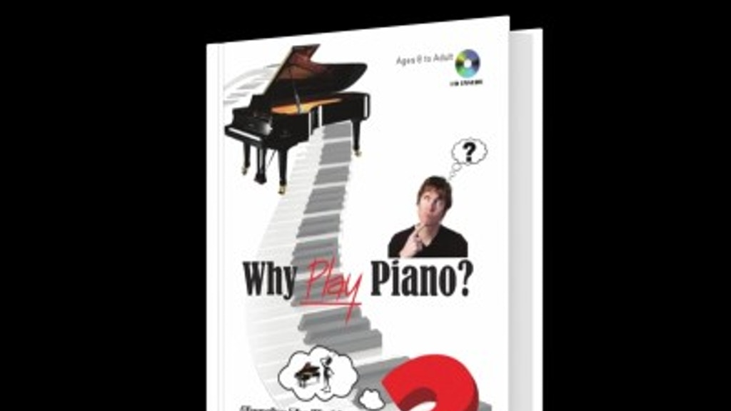 """Why Play Books"" A Unique Set of Music Books 4 Kids & Adults project video thumbnail"