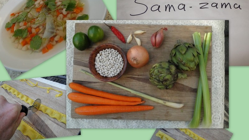 High-end food without the high price: Sama-zama. project video thumbnail