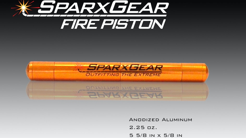 Sparxgear: Fire Piston project video thumbnail