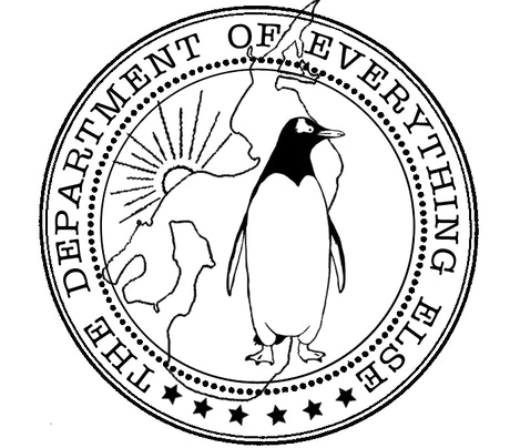 The Department of Everything Else by Alicia Dvorak