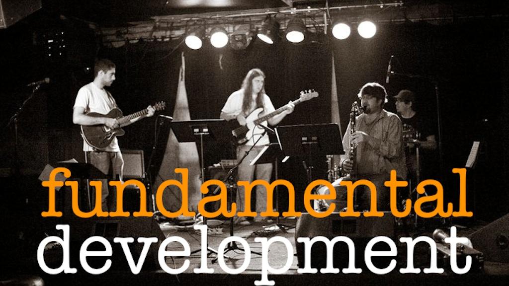 Fund Fundamental: Debut Album Development & Future Projects project video thumbnail
