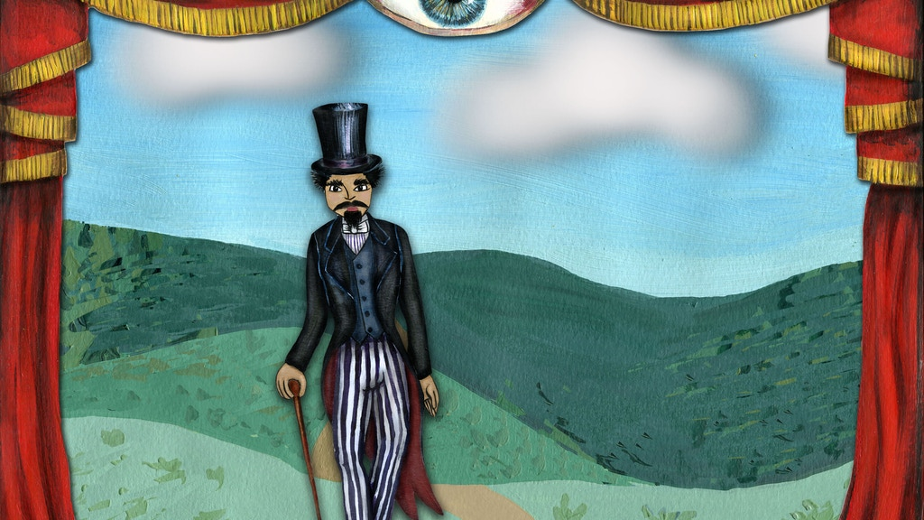 Puppet Masterpiece Theater: The Circus, iPad app for kids project video thumbnail