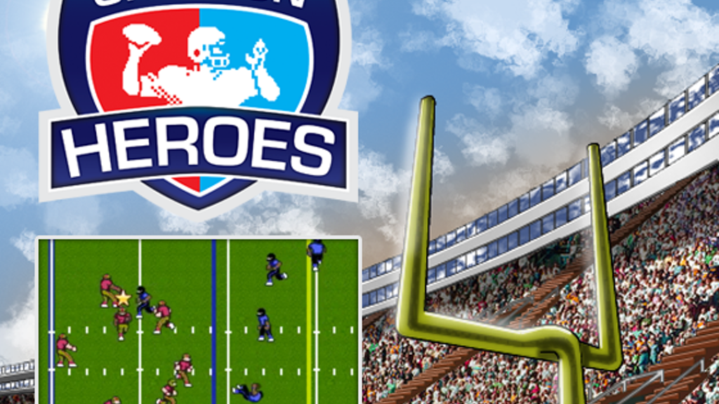 Gridiron Heroes project video thumbnail