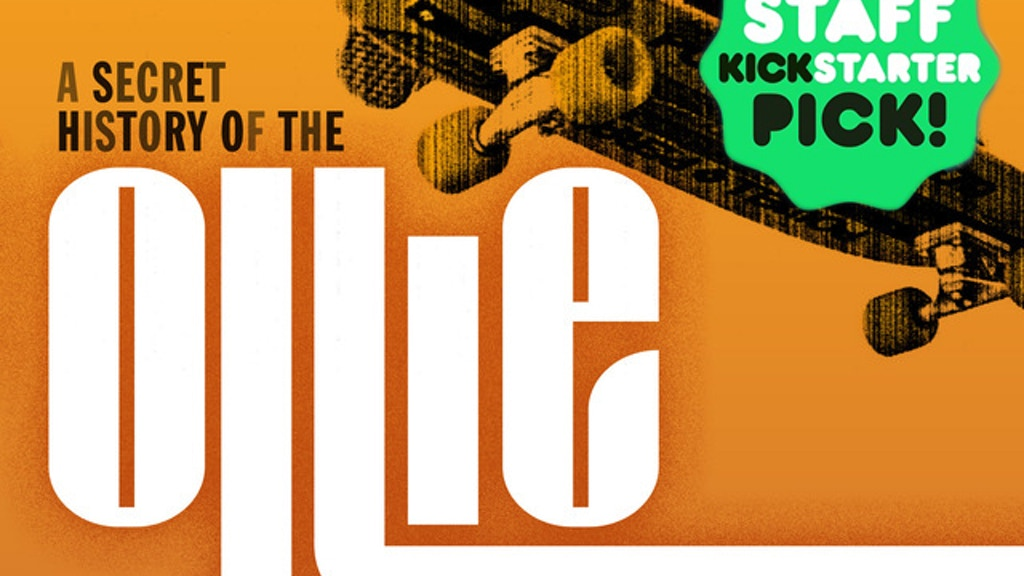 """'Pop' Culture Odyssey: """"A SECRET HISTORY OF THE OLLIE"""" project video thumbnail"""