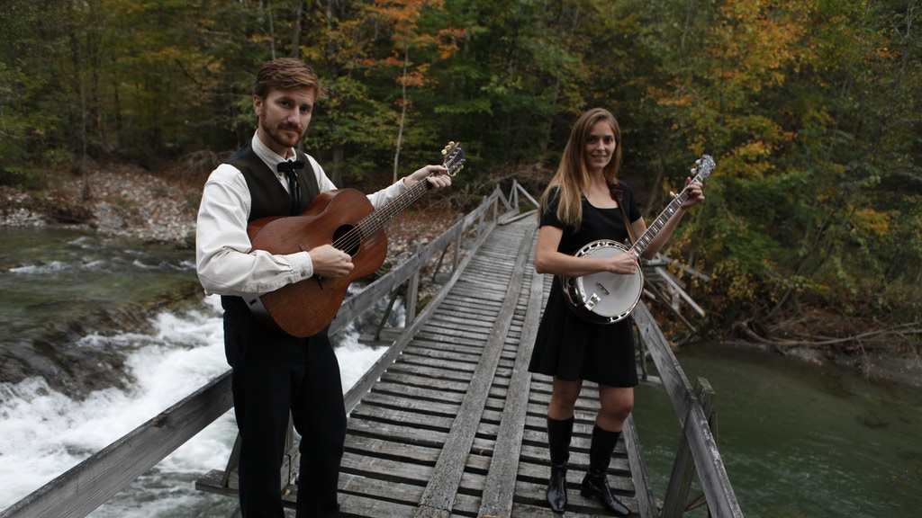 John Gillette & Sarah Mittlefehldt - Old Field Pines project video thumbnail