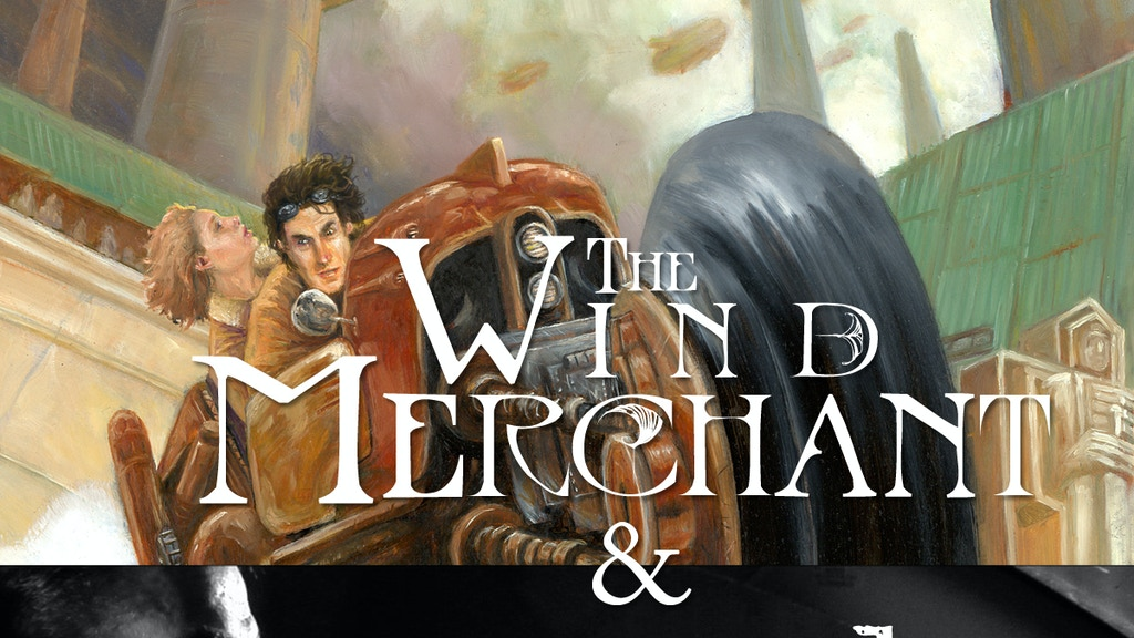 The Wind Merchant & greyscale project video thumbnail
