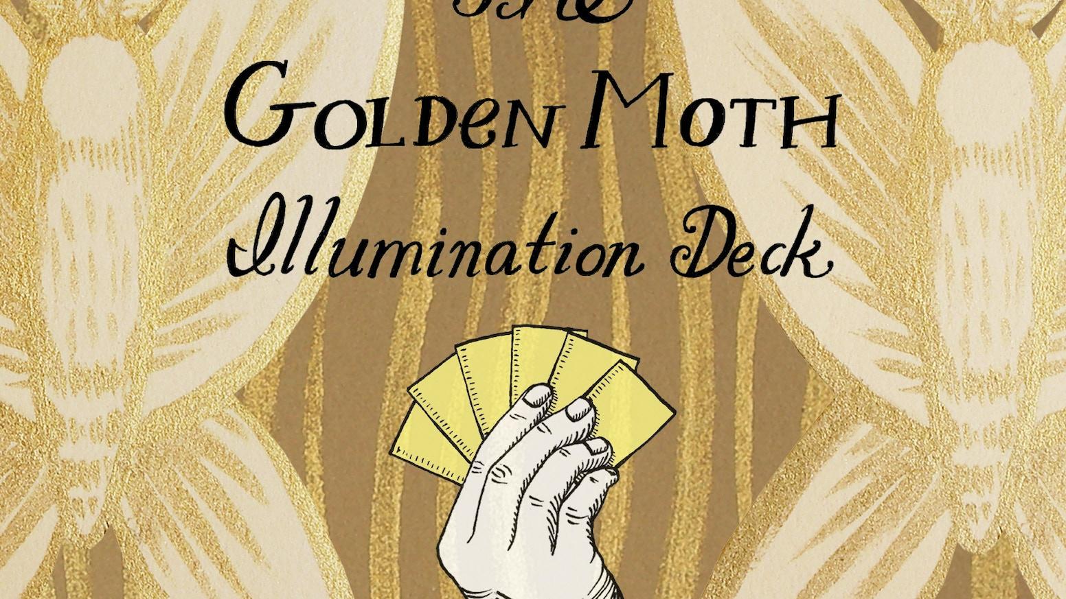 The Golden Moth Illumination Deck By Aijung Kim Kickstarter