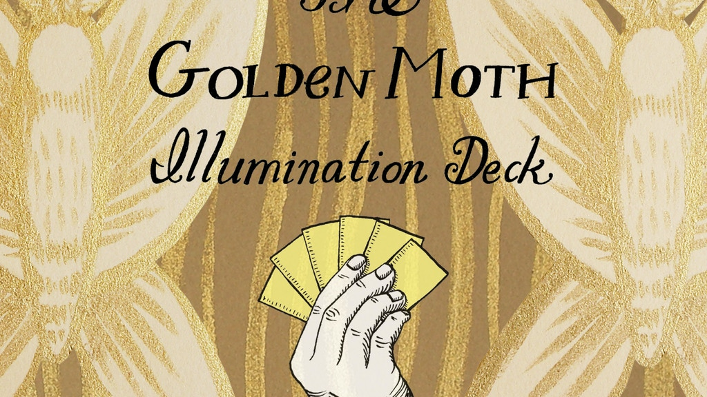 The Golden Moth Illumination Deck project video thumbnail