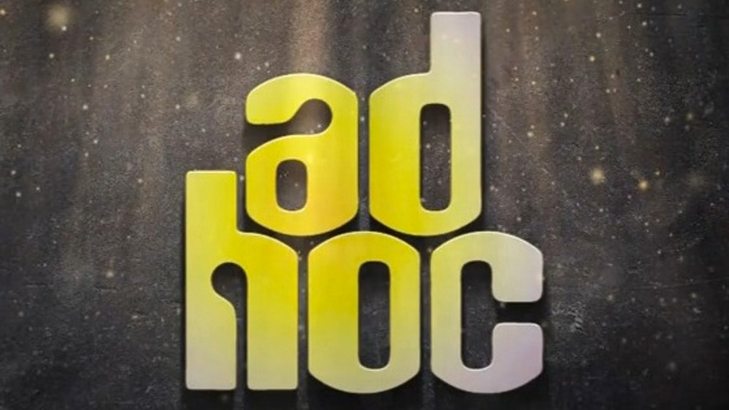 Ad Hoc project video thumbnail