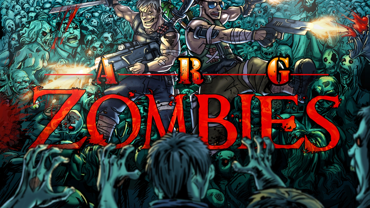 ARG Zombies - A Mobile Alternate Reality Zombie Game. by Owen Morris on