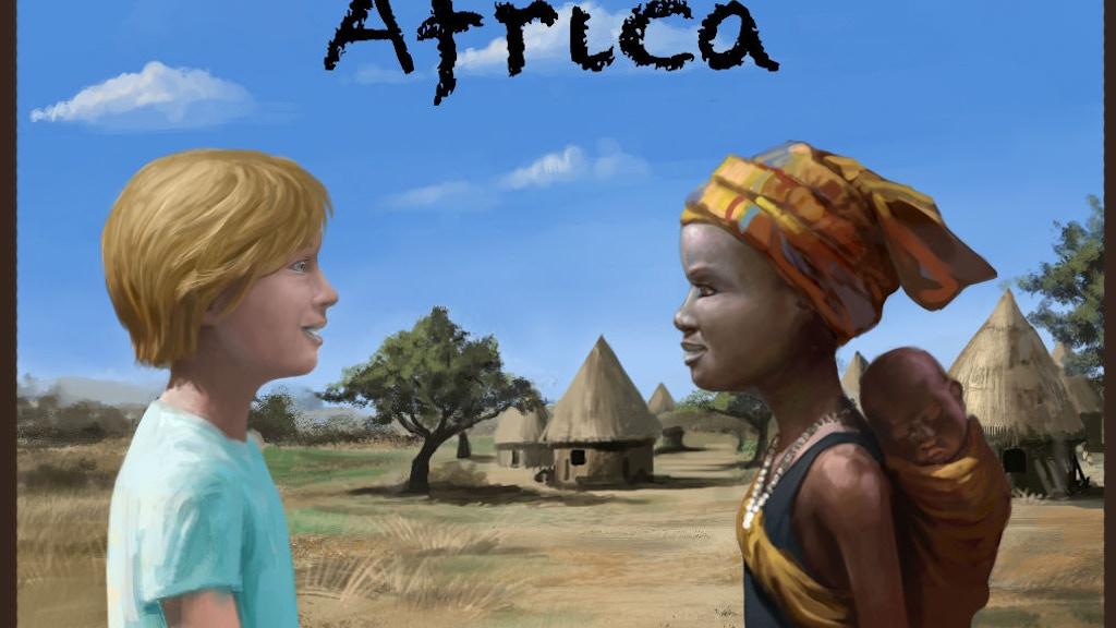 Dream Traveler: Africa project video thumbnail