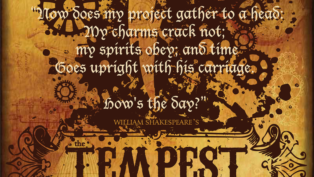 Shakespeare's The Tempest in Roswell - Steampunk Done Right! project video thumbnail
