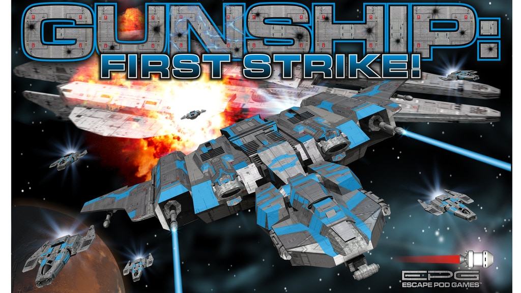 Gunship: First Strike! project video thumbnail