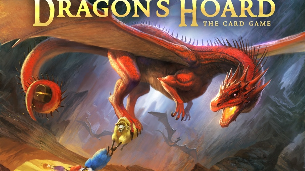 Dragon's Hoard project video thumbnail
