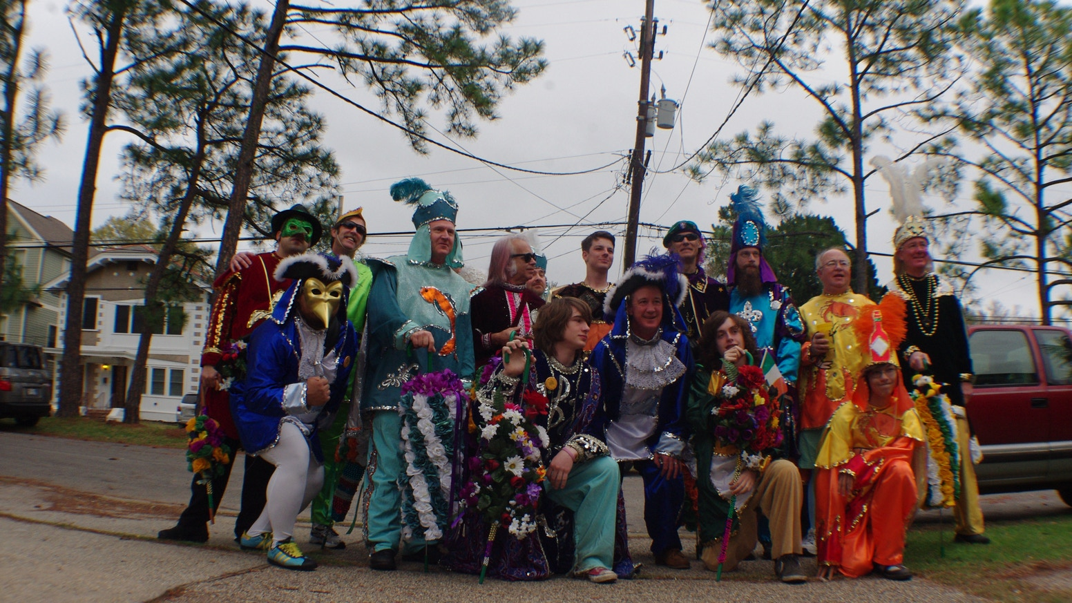 the history of the lyons carnival club by karen foster faq