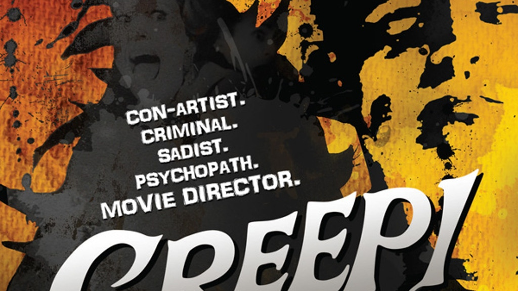 CREEP! The Real Monster Was Behind The Camera! project video thumbnail