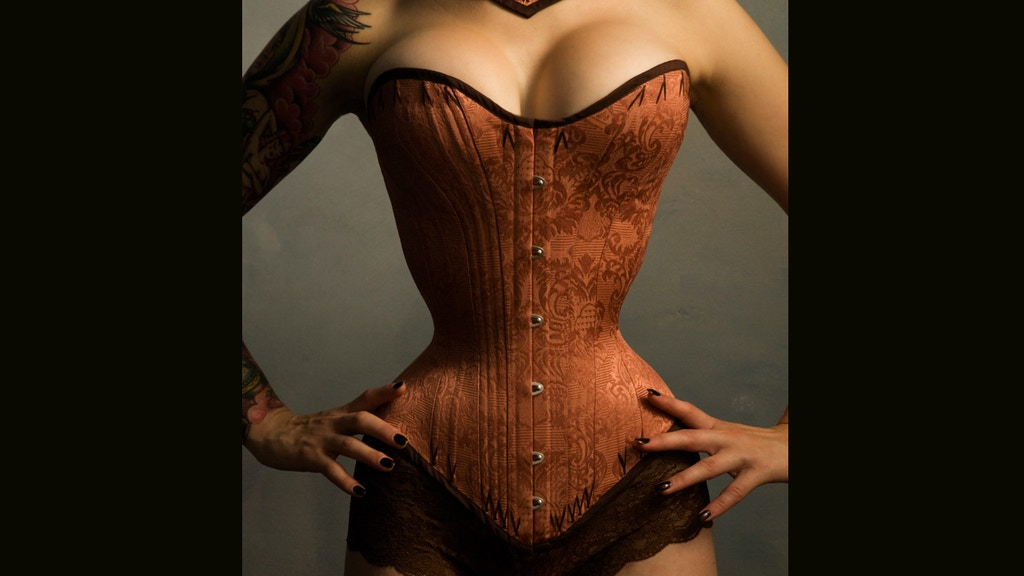 Making Corsets is a Cinch with Electra Designs! project video thumbnail