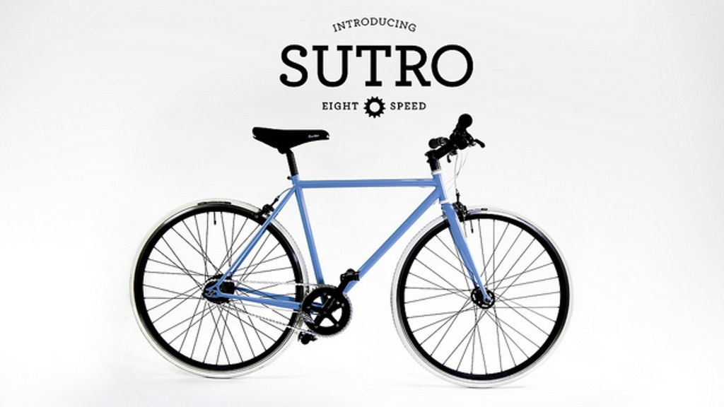The Sutro Mission Bicycle: Designed for City Riding project video thumbnail