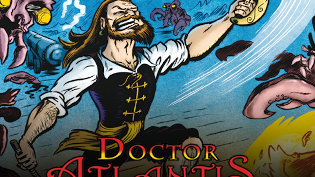 Doctor Atlantis project video thumbnail