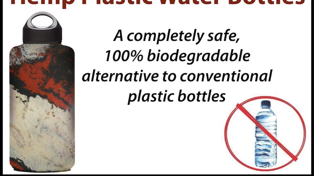Hemp Plastic Water Bottles project video thumbnail