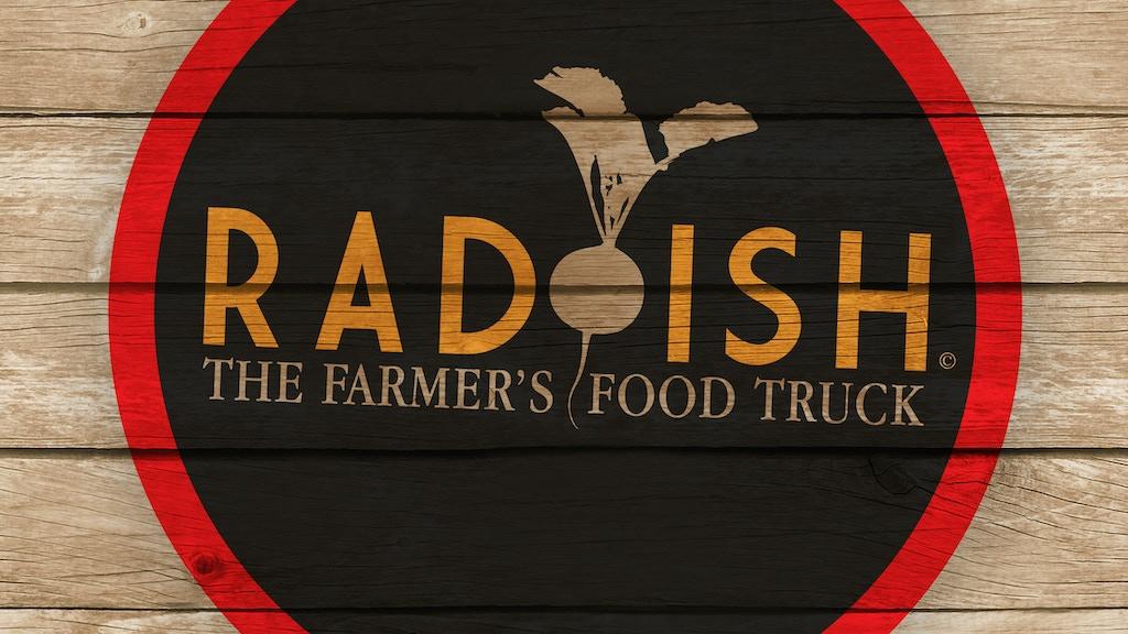 Radish Food Truck project video thumbnail
