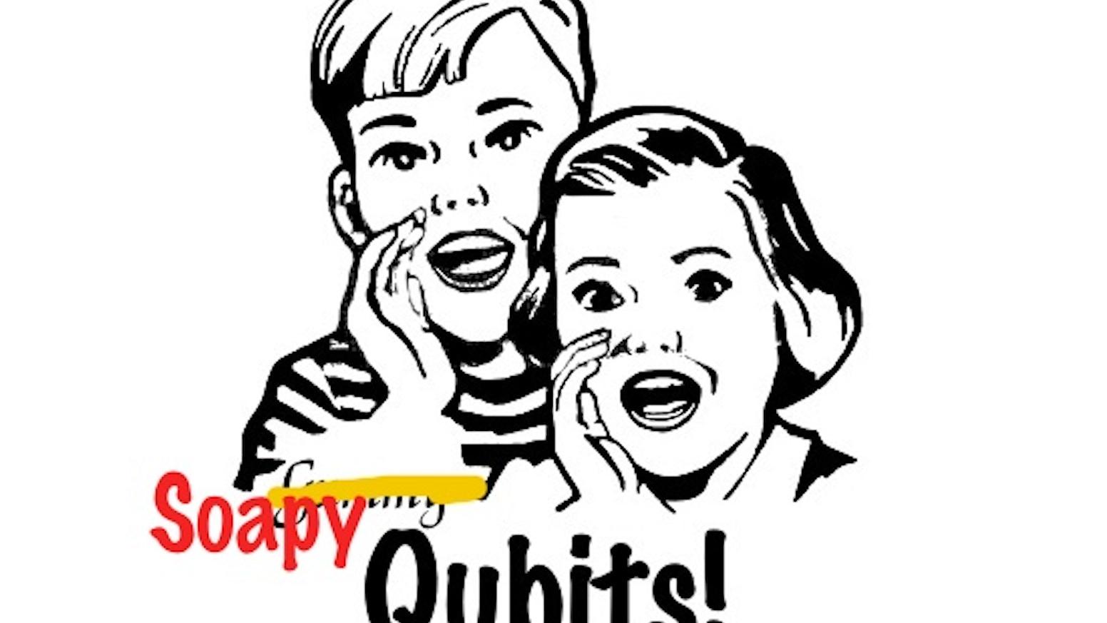 Gummy Qubits® by Mark & Lisa Burginger — Kickstarter