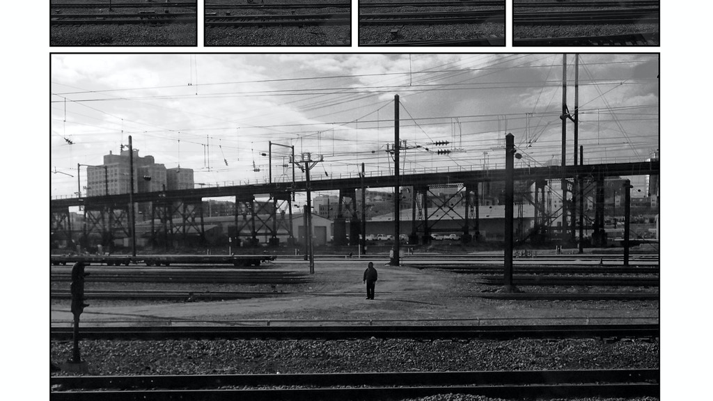 IT RIDES UPON US—DC to NYC & back by rail, in photographs project video thumbnail