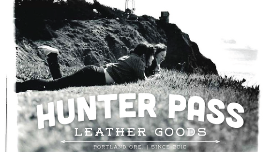 Hunter Pass Leather Goods project video thumbnail