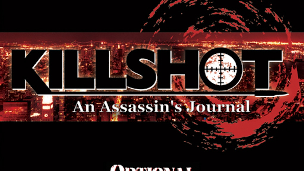 Killshot: An Assassin's Journal RPG project video thumbnail
