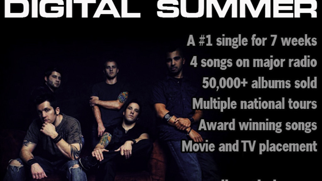 Help Digital Summer release their next album! project video thumbnail