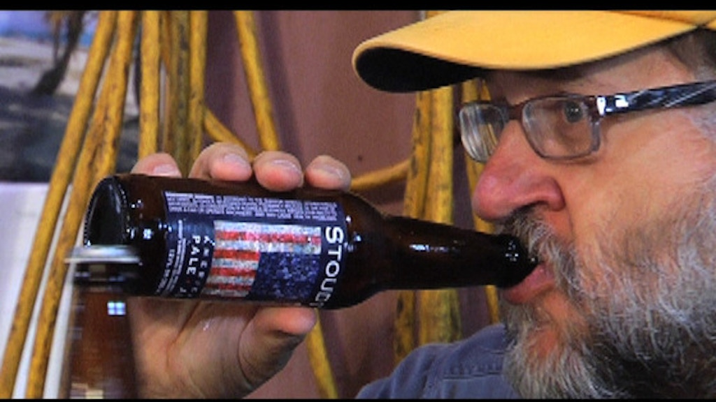 AMERICAN BEER BLOGGER pilot episode project video thumbnail