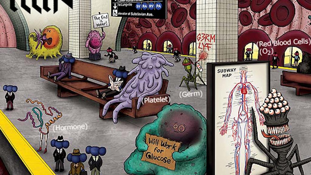 Terminally Illin' The Comic Book project video thumbnail