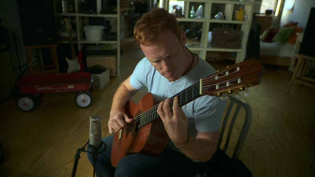 Michael Sheridan:  Music for Solo Guitar project video thumbnail